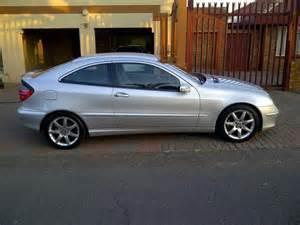 2003 Mercedes C230 Coupe Mercedes 2003 Mercedes C230 Kompressor Coupe