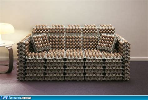 couch fun egg couch funny pic