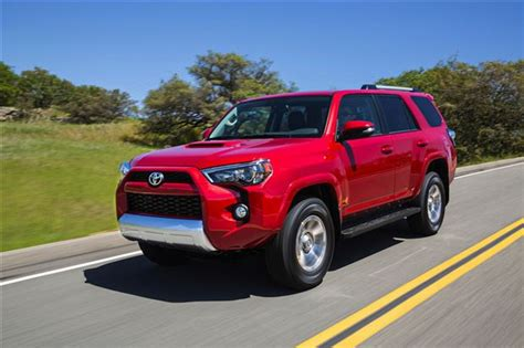 When Will The Toyota 4runner Be Redesigned Toyota Canada Prices Redesigned 4runner From 37 900
