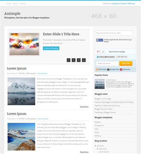 blog layout minimal 17 best images about 17 more of the best free premium
