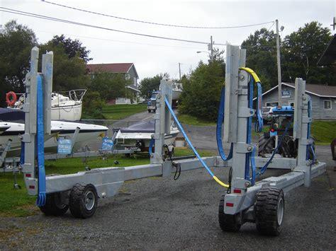 kropf boats sl 20 conolift marine sling lift trailer l kropf