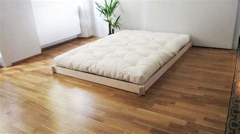 Futon Ta by Europe Nature Wood Tatami 140 Cm Beds