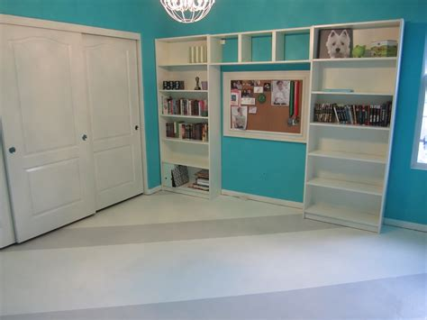 20 painted floors with modern style how to paint a concrete floor remodelaholic