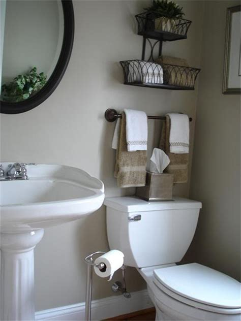 Ideas For Storage In Small Bathrooms by 20 Creative Bathroom Storage Ideas Shelterness