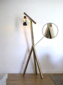 Tree Branch Chandelier Diy Diy Floor Lamps 15 Simple Ideas That Will Brighten Your Home