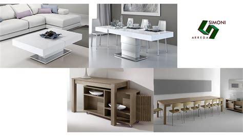 tavolini trasformabili in tavoli tavolini trasformabili e tavoli consolle allungabili