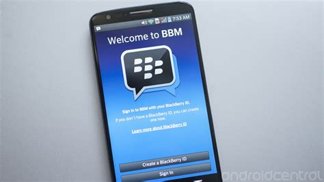 how to use bbm for android crackberry - Bbm Android