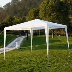 10x10outdoor canopy wedding tent garden gazebo