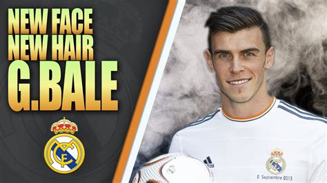 how to do your hair like gareth bale new face hair gareth bale hd real madrid c f pes