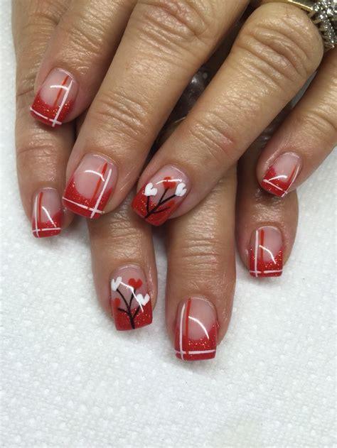 Fingern Gel Design Vorlagen Pink gel fingern 228 gel bilder nail flieder sch ne n gel