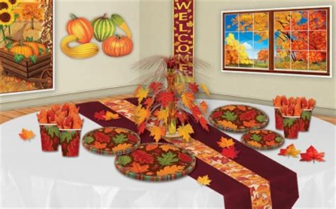 party themes in september fall party decorations and party supplies partycheap