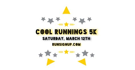 Coolrunning To 5k by Cool Runnings 5k For Jamaica