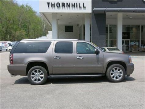 how petrol cars work 2013 gmc yukon xl 1500 electronic valve timing find new 2013 gmc yukon xl denali in us hwy 119 trace fork rd chapmanville west virginia