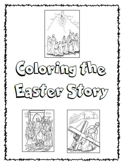 easter story coloring pages for preschoolers free coloring pages of easter story