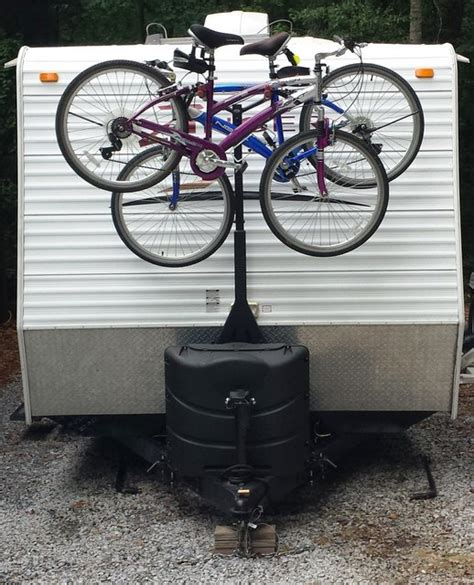 Bike Rack For Travel Trailer by Rv Net Open Roads Forum Hybrid Travel Trailers Bike Rack