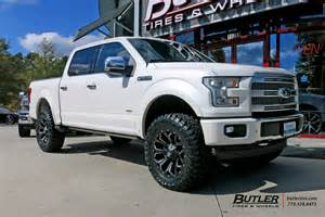 ford f150 with 20in fuel assault wheels exclusively from