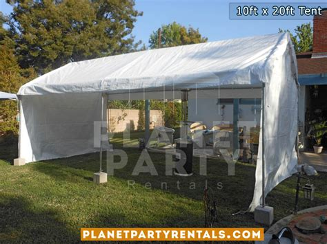 Outdoor Tents For Patios by 10ft X 20ft Tent Rental Pictures Prices