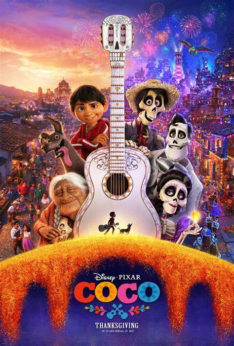 film coco cinema 21 coco la nouvelle affiche du film pixar c 233 l 232 bre les morts
