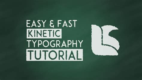 tutorial typography after effects fast easy kinetic typography tutorial after effects