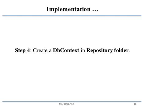 repository pattern benefits generic repository pattern with asp net mvc and entity