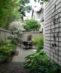 Small Garden Decor Ideas Jardines Peque 241 Os Y Patios Traseros De Dise 241 O 250 Nico
