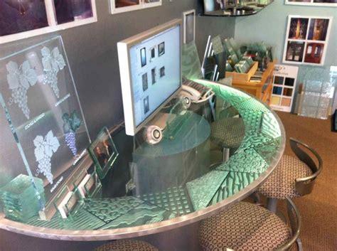 custom glass table top custom glass table tops sans soucie glass