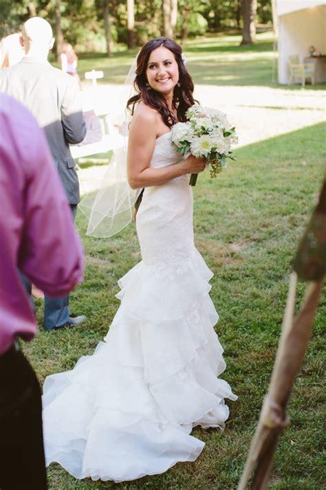 Backyard Wedding Hair Diy Backyard Wedding From Fair Photography