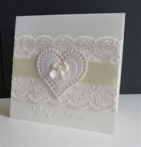Wedding Anniversary Card Diy by 422 Best All White Images On Cards