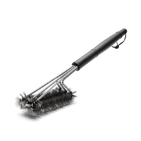 18 Inch Bbq Grill Brush Intl 18 inch bbq grill brush stainless steel woven wire