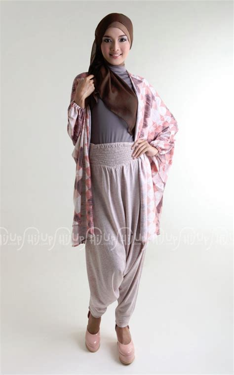 Abstrak Dress Maxi Gamis Muslim kumpulan desain cardigan wanita muslimah terbaik dan