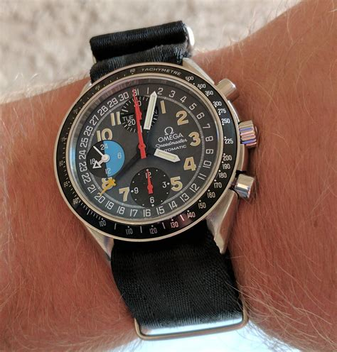 Brr Speddy omega it s tuesday watches
