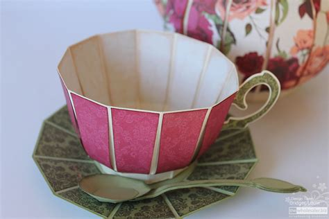 How To Make Paper Cups - 16 best photos of make paper tea cups paper tea cup
