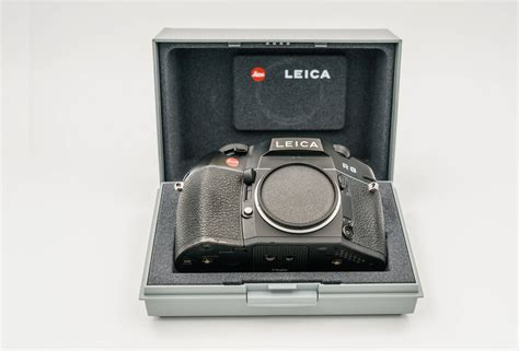 best leica r top of the r series leica r8 slr with optional