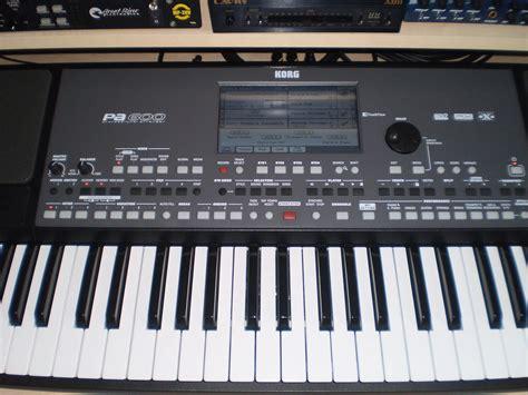 Keyboard Korg Pa600 Baru korg pa600 image 707308 audiofanzine