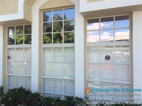 tinting house windows for privacy home window tint in orlando with fusion 20 film florida window tint films