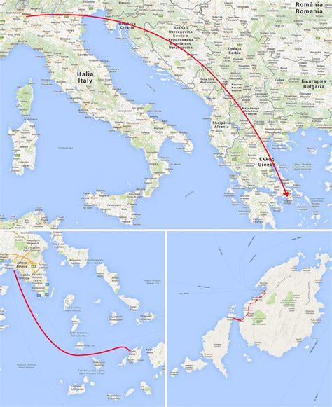 come si chiama il porto di atene antiparos piccola oasi fra le isole greche ifood