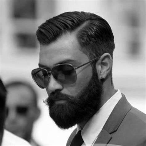 tradional mens hairstyles 40 hard part haircuts for men sharp straight line style