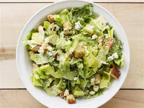 recipe for caesar salad blue cheese caesar salad recipe food network kitchen