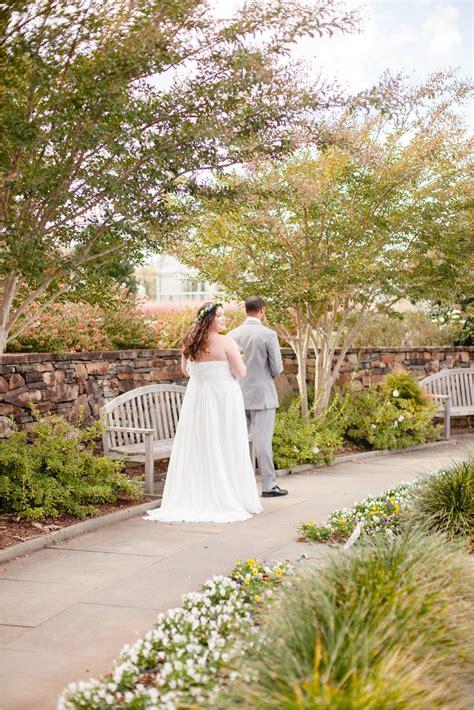 Mobile Botanical Gardens Wedding Amanda Ben A Charming Outdoor Botanical Garden Wedding