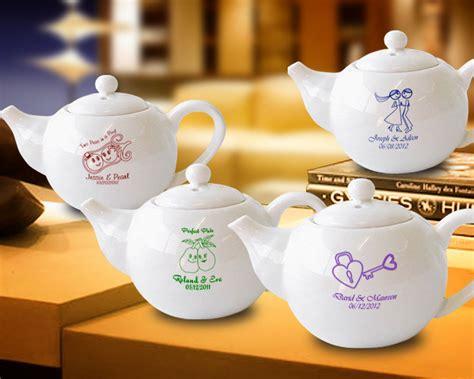Custom Mini Teapots by Whimsical Personalized Mini Tea Pots Sauce Pots 4 Oz