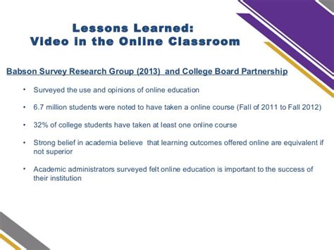 10 Lessons From The Classroom Of by Lessons Learned In The Classroom 04 10 14 Final