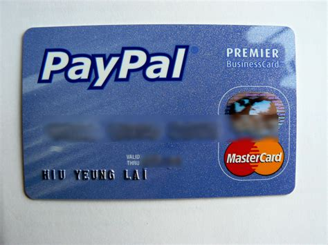 how to make a credit card with paypal paypal to demo new mobile wallet money
