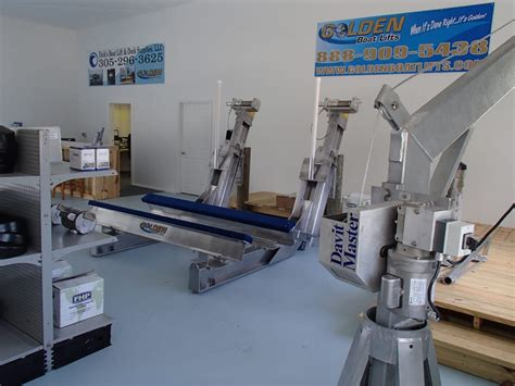 boat dock supplies quality boat lifts davit master davits we only