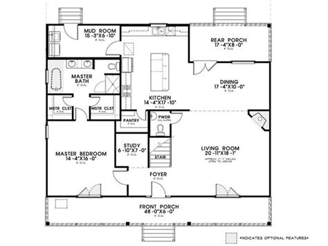 cretin homes floor plans images