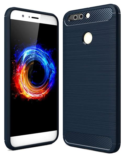 Huawei G8 Premium Anti Knock Slim Rugged Armor Cover Casing best honor 8 pro back cases gadgetscanner