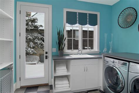 great neighborhood homes contemporary laundry room minneapolis by great neighborhood homes