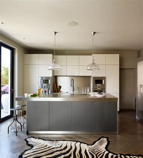 high end modern kitchen high end kitchens kitchen contemporary with aga architects