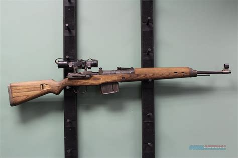 Walther K43 With Sniper Scope And Three Magazin For Sale