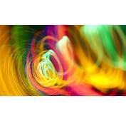 Abstract Spiralling Light Desktop Wallpaper Nr 58486 By