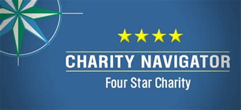 charity navigator letter for the warriors 174 four rating from charity
